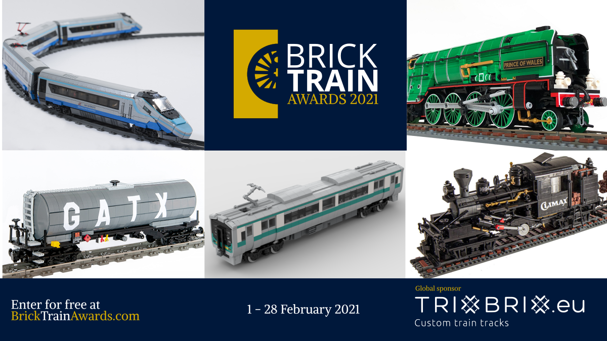 The Brick Train Awards, the global awards for LEGO® fan ...